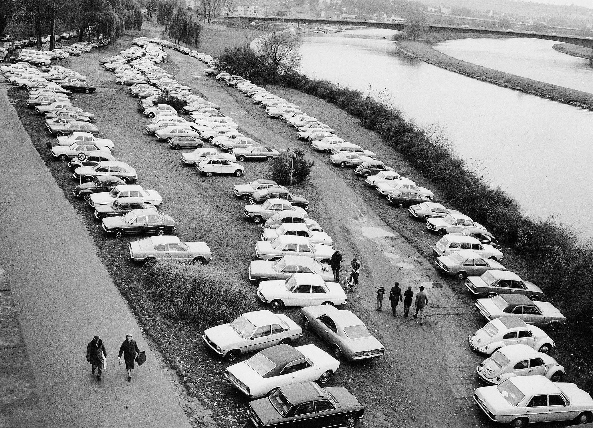 © Fotografie, Karl-Heinz Liebler, 1975. Stadt- und Stiftsarchiv Aschaffenburg, Fotosammlung